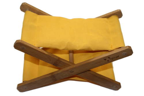 Original Head Hammock in Yellow