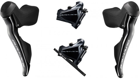 SHIMANO Dura-Ace Di2 R9160 TT/TRI Upgrade Kit