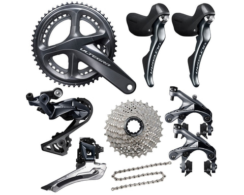 Shimano Ultegra Di2 2x11-speed Dual Control Lever ST-R8060 Set