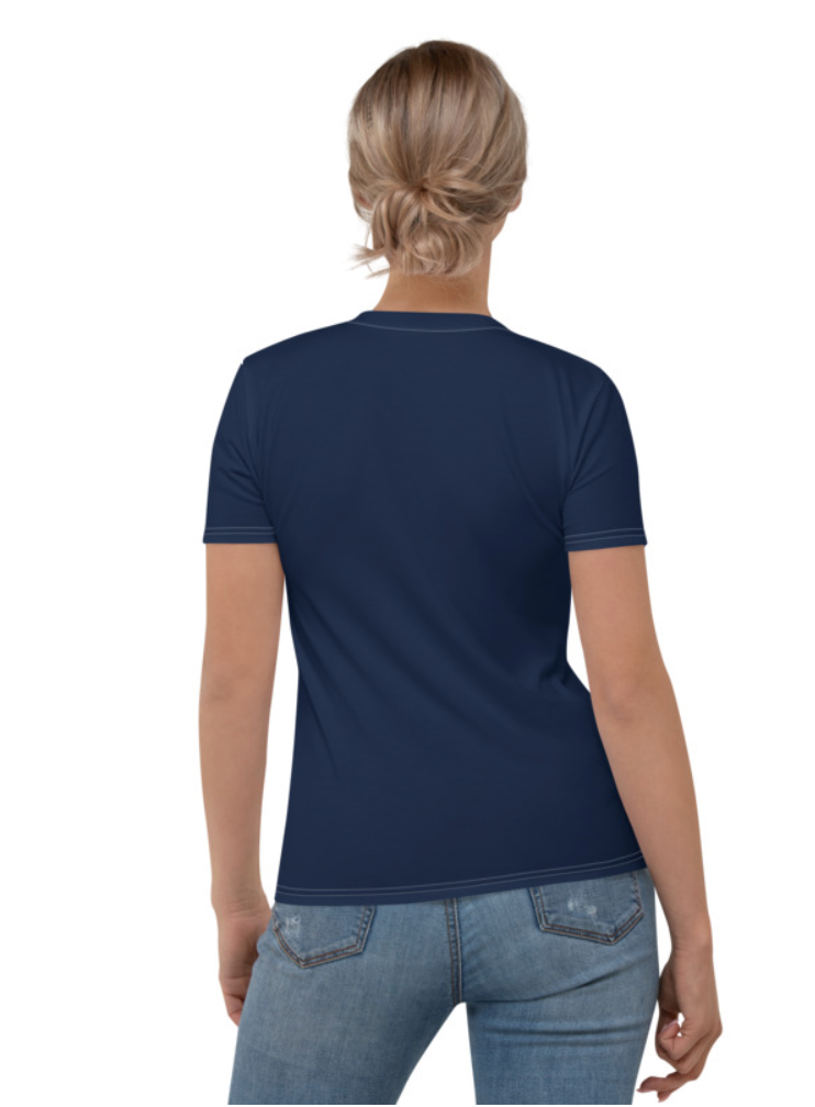 Yoga, Navy t-shirt, Special