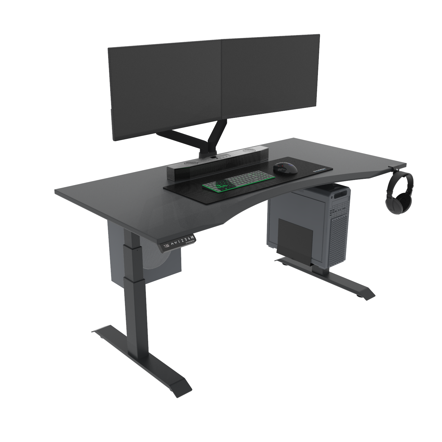 Omnidesk Pro - Custom Standing Desk from $680