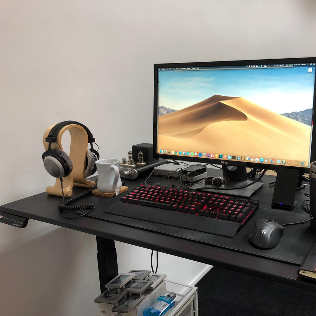 The Ultimate Standing Desk from Singapore