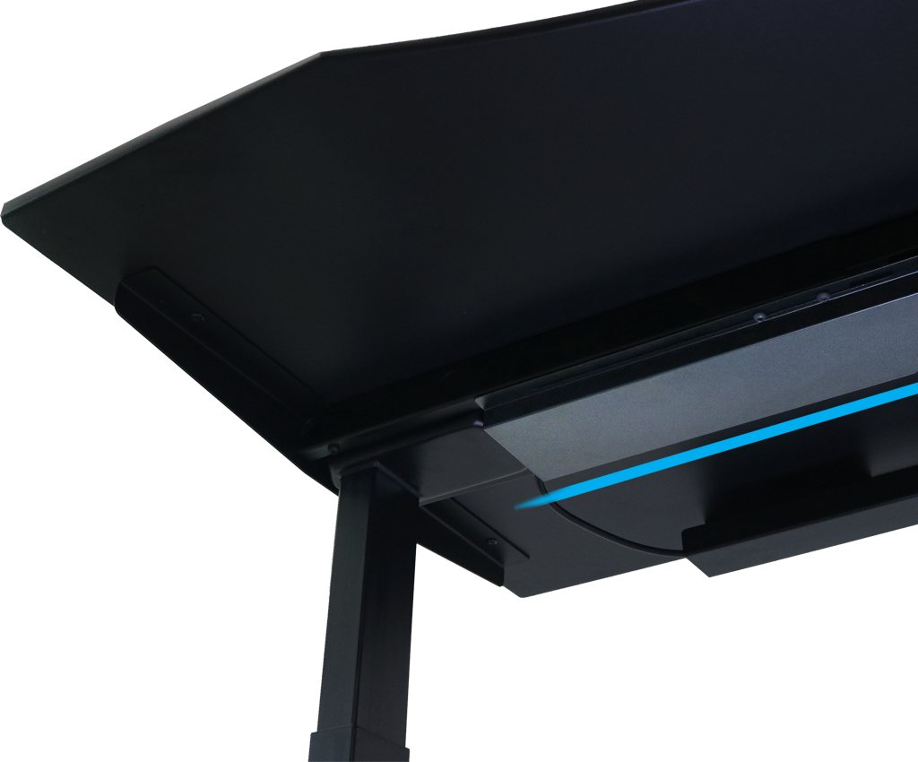 Omnidesk Pro  - Fully customizable ultimate standing desk.setup