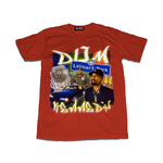 "Dom K Red ""Rap Tee"""