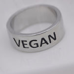 vegan wedding rings