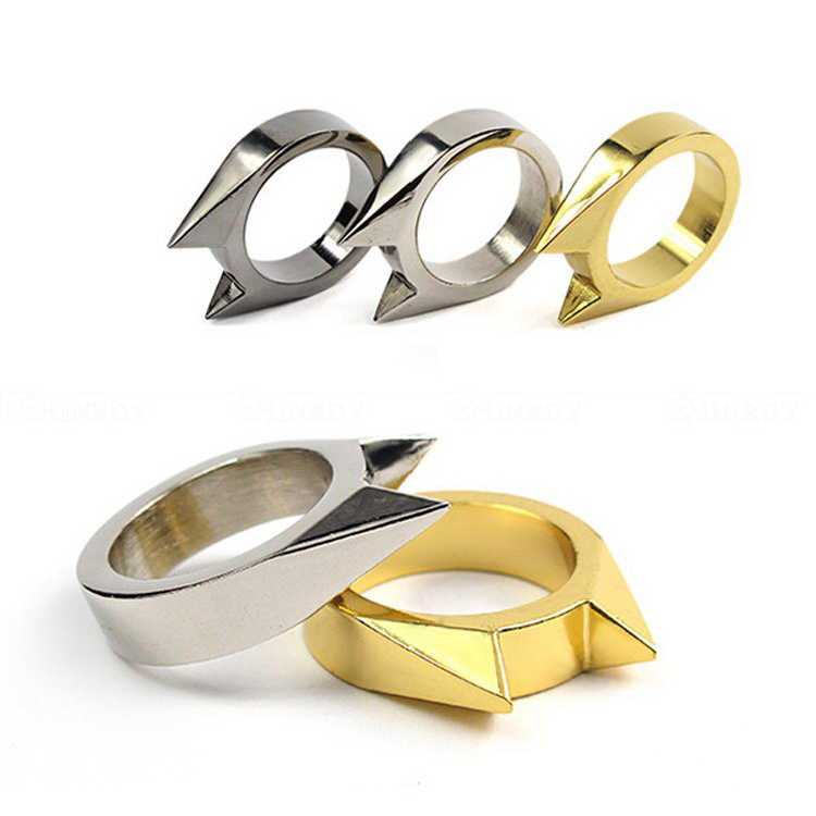 Cat Ears Self Defense Ring