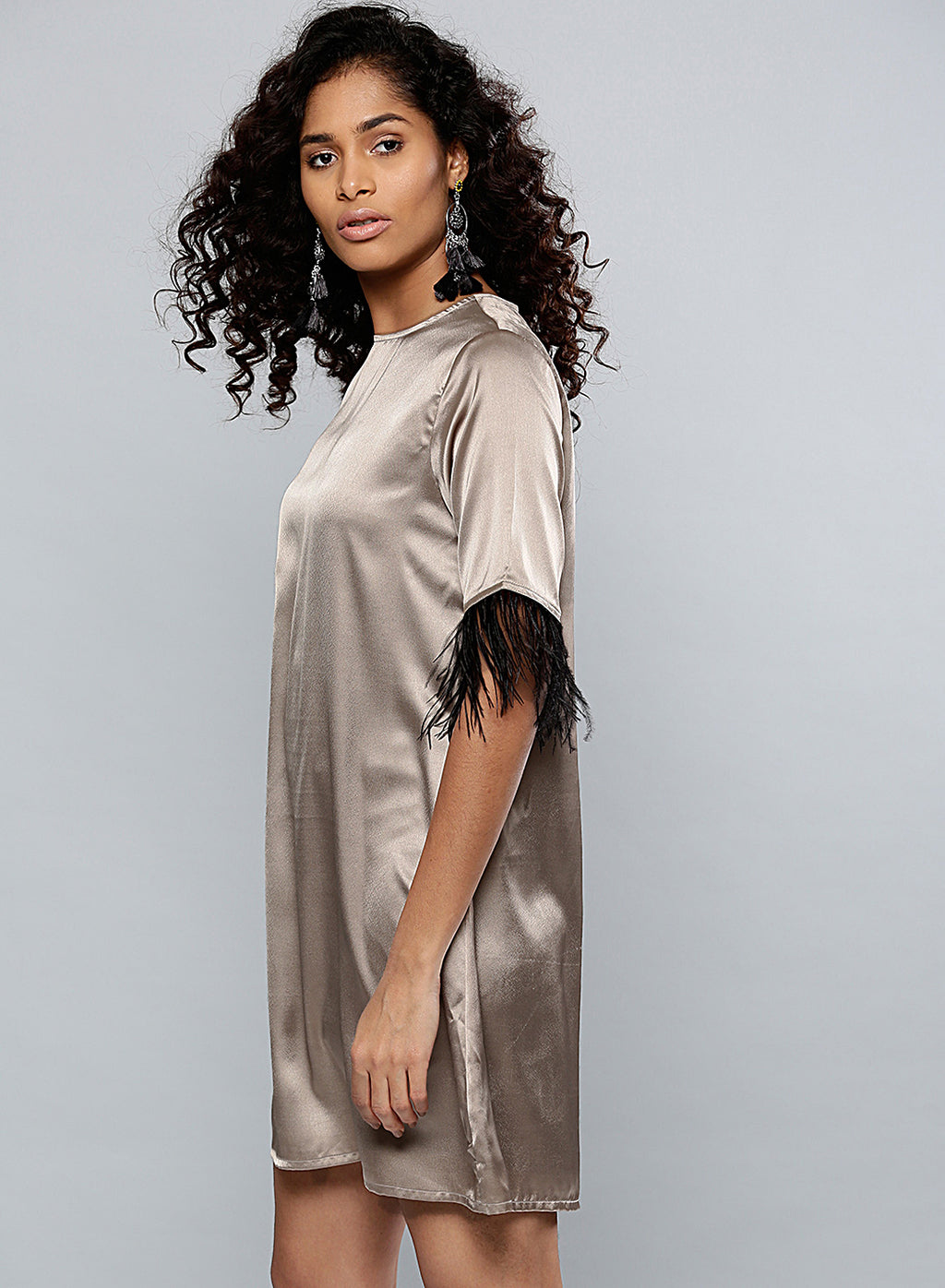 Great Gatsby Inspired Dresses With Sleeves