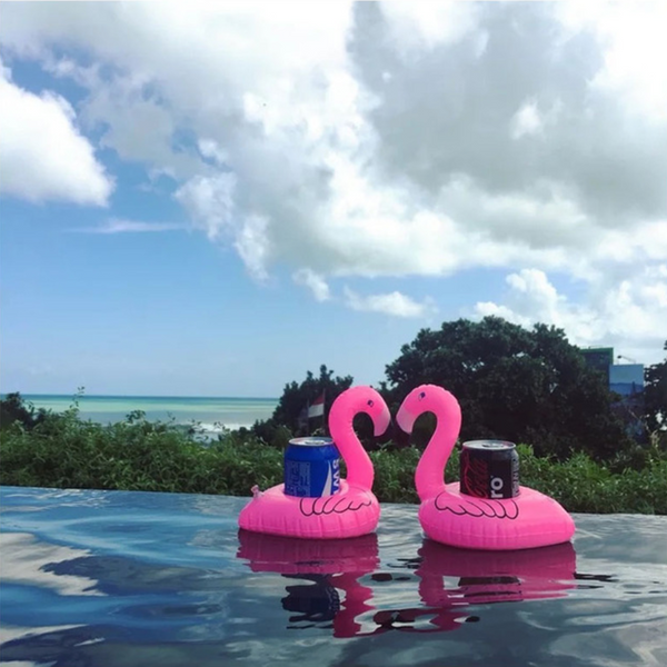 Flamingo Drink Holder