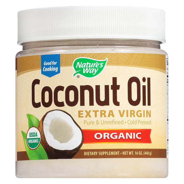 coconut oil nature's way