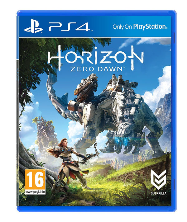 Horizon zero down ps4