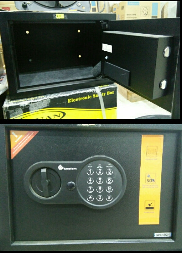 Electronic Safety Box