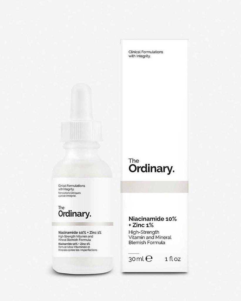The ordinary, Niacinamide 10% + Zinc 1% 30ml