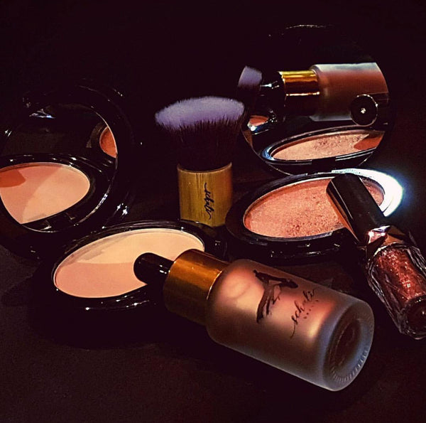 Limited luxury Bronzer kit set package