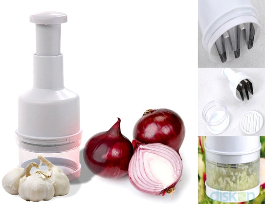 Seven star onion chopper - DShopick Qatar Online Shopping