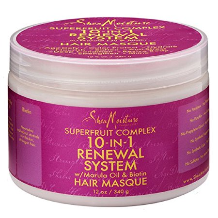 Shea moisture , Superfruit Complex 10-in-1 Renewal System Hair Masque