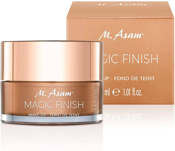 M Asam Magic Finish Lightweight wrinkle-filling makeup mousse