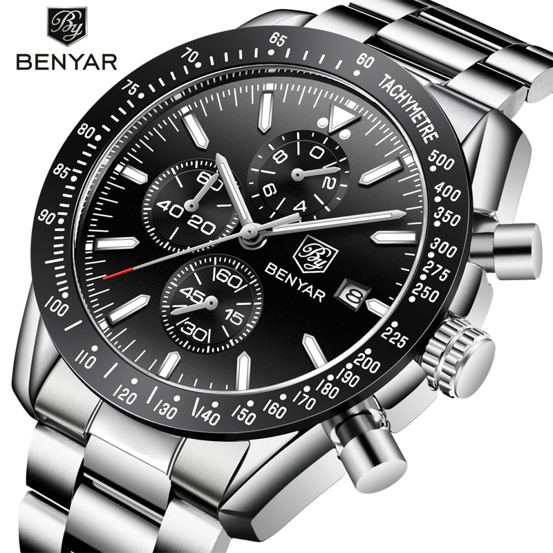 Men Watch  Brand Luxury
