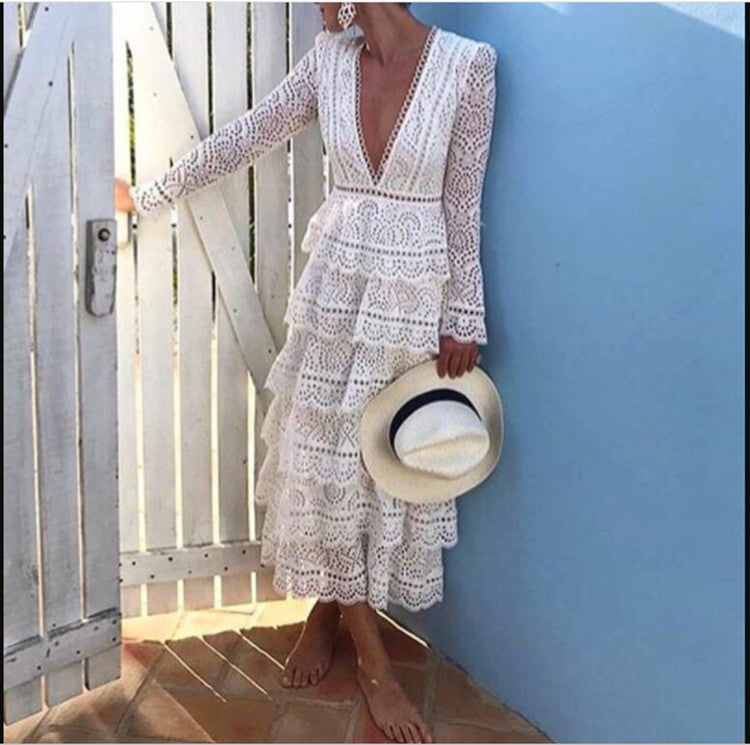 Long Sleeve Women Dress