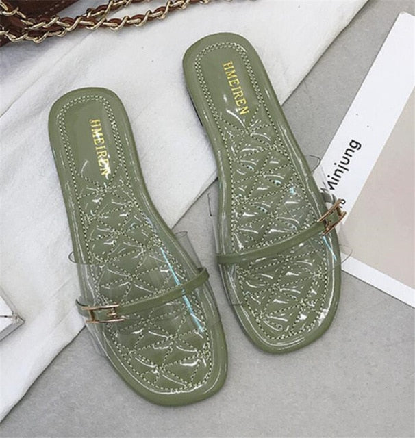 Women slipper summer