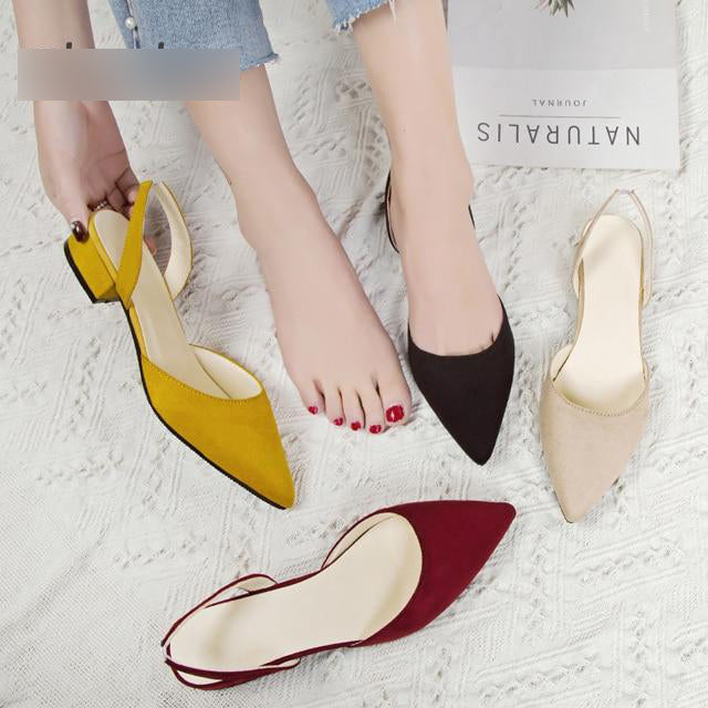 Summer brand new pointed sandals