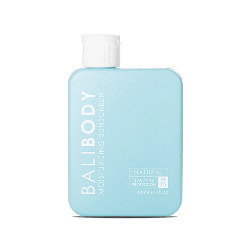 BALI BODY , Moisturising Sunscreen SPF15