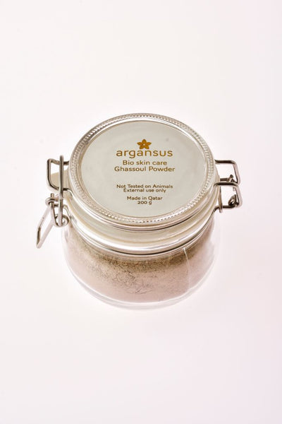 Ghassoul clay Mask