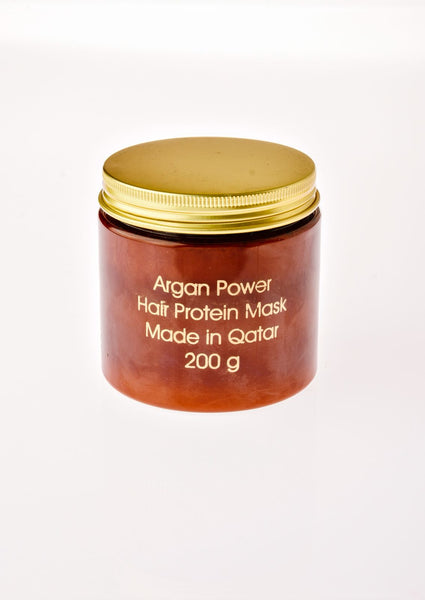 power hair protein mask