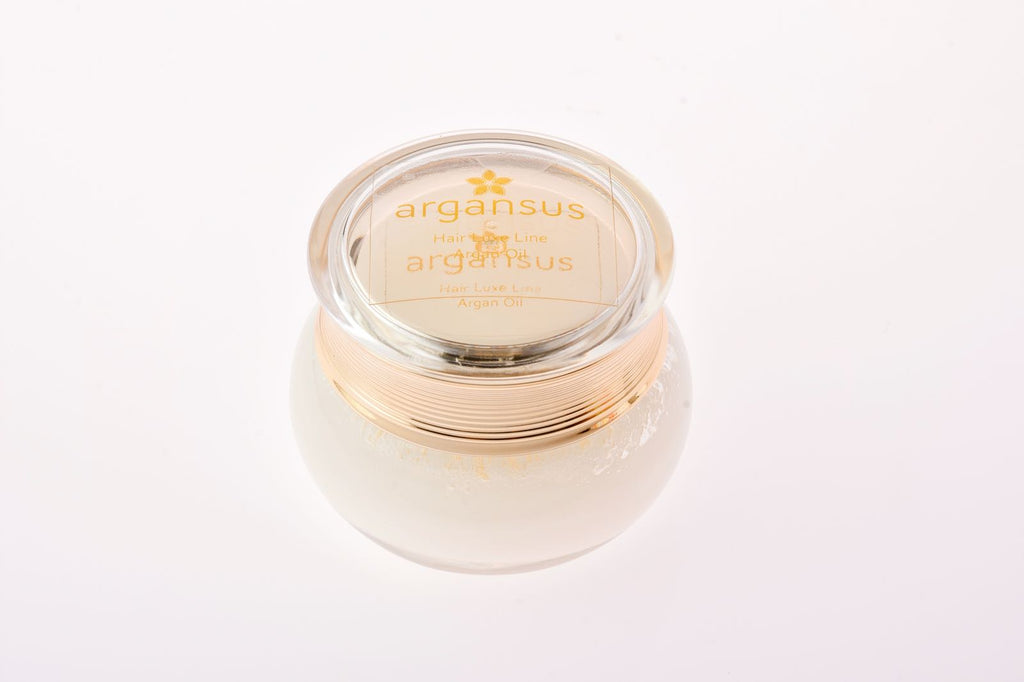 Argansus Hair luxe line souffle cream