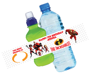 Incredibles Bottle Wrappers