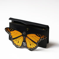 Monarch Butterfly Event Clutch