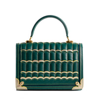Green and Gold Armour Bag