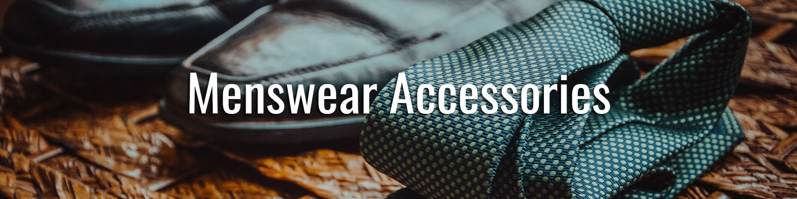Menswear Accessories