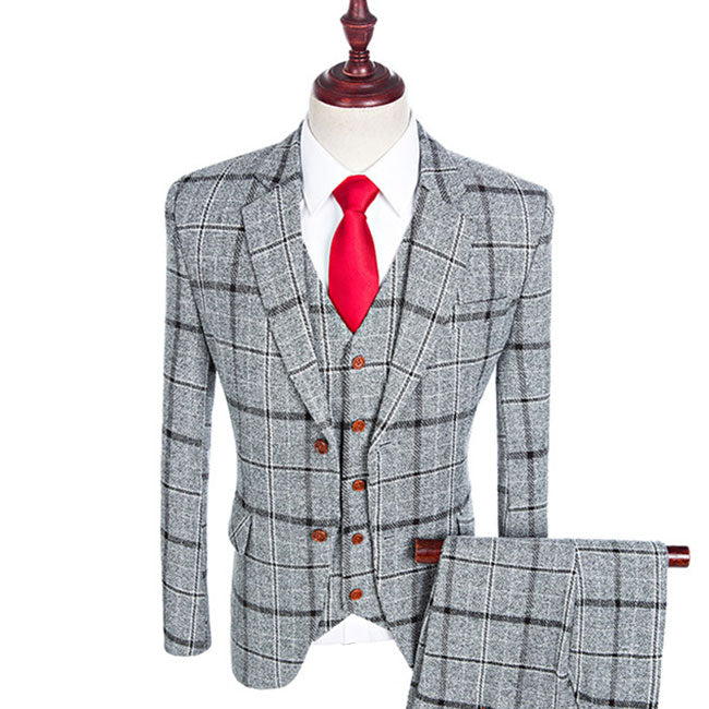 Add Another Suit - Any Tweed We Carry!