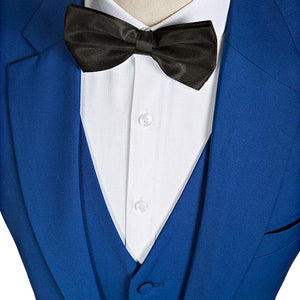 The Cannes: Royal Blue Suit