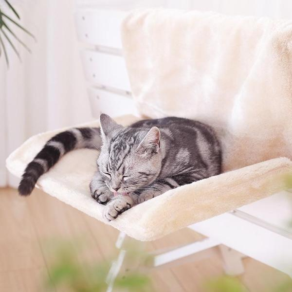 Cat Hanging Hammock Bed Cat Hanging Hammock Bed cat bed HOOPET The Purr House- The Purr House