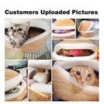 Burger Bun Cat Bed Burger Bun Cat Bed Cat Bed HOOPET The Purr House- The Purr House