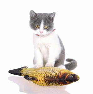 Cat Fish Toy Treat Cat Fish Toy Treat Cat Toys Love Life Store The Purr House- The Purr House
