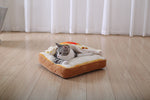 Toast Cat Bed Toast Cat Bed Houses, Kennels & Pens HOOPET The Purr House- The Purr House