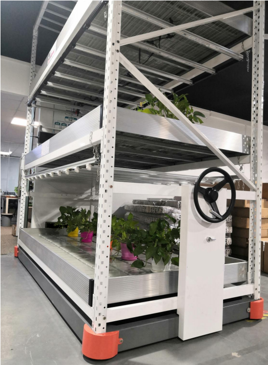 Vertical Grow Racks