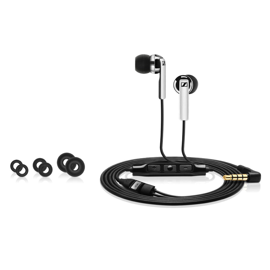 Sennheiser Cx 2.00G Black In Ear Earphone Android Version