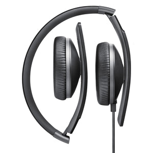 Sennheiser HD 2.30 On Ear G - Black Headphones