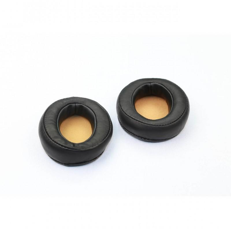 Ear pads (1 pair), Black/Light-brown