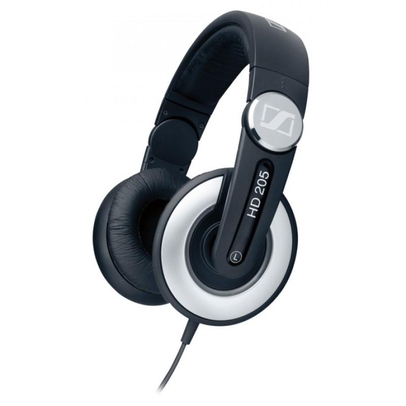 Sennheiser HD 205 II Over Ear Stereo Headphone