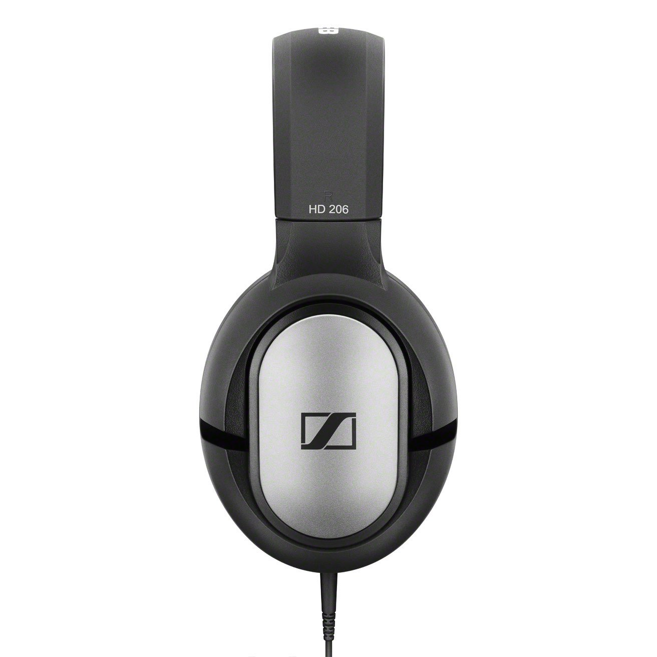 a3589af9374 Sennheiser HD 206 Lightweight Headphones, HD 206 Has Noise Attenuation