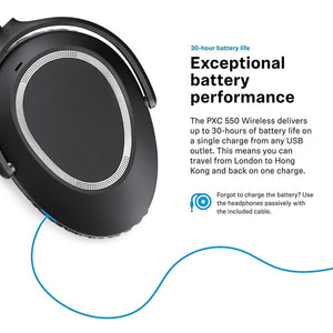 PXC 550 Wireless Headphone Headset Bluetooth