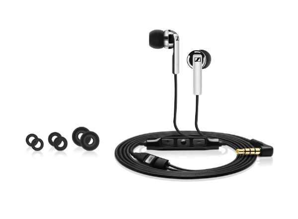 CX 2.00i Black In-Ear Headset