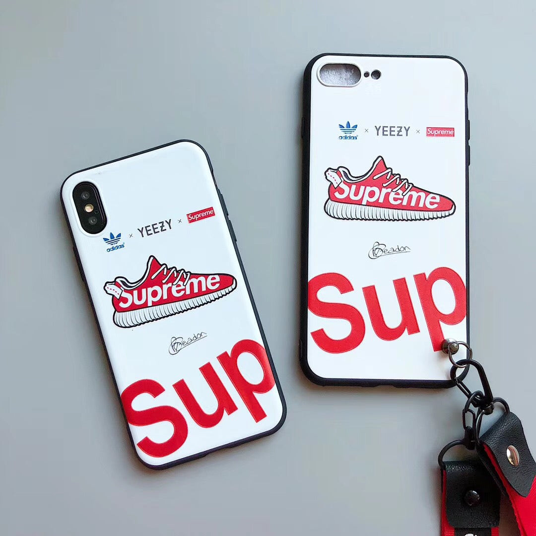 a9c3250a8393 Supreme x Yeezy Collab Case - FREE for a limited time only!