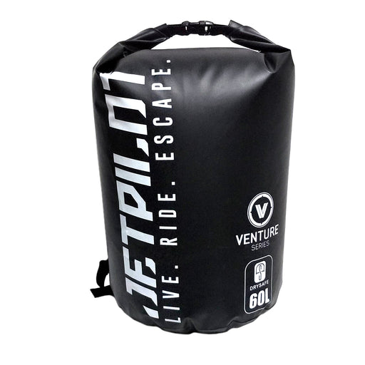 JETPILOT VENTURE 60L ROLL TOP DRYSAFE BAG