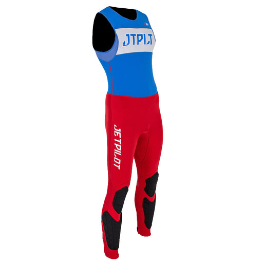 JETPILOT RX RACE JOHN AND JACKET Red/White/Blue