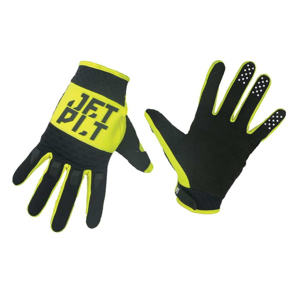 JETTIHANSKAT MATRIX RX RACE Yellow/Black